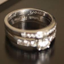 wedding rings engraving ideas wedding rings wedding ring engraving quotes