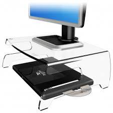 rehausseur ordinateur bureau rehausseur écran réglable 660