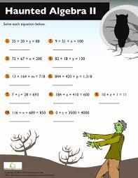 halloween algebra 2 algebra algebra 2 and halloween
