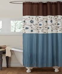 contemporary shower curtains fabric best curtains design 2016