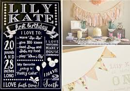 kara u0027s party ideas shabby chic vintage 1st birthday party