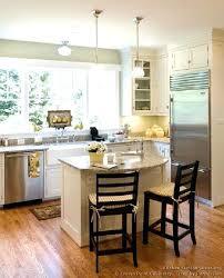 small kitchen design ideas with island small white kitchen island tbya co