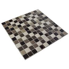 tile backsplash adhesive mat diy vinyl tile backsplash adhesive wall covering for kitchen