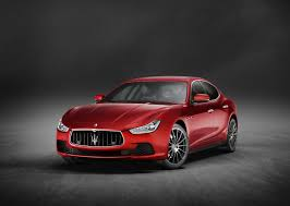 2017 Maserati Ghibli Gets More Powerful Base V6 Model Luxury And