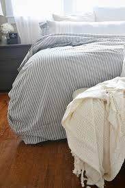 Ikea King Size Duvet Cover Best 25 Ikea Duvet Cover Ideas On Pinterest Striped Bedding