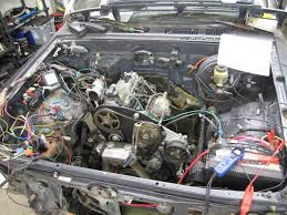 4 Runner Diesel Toyota Tdi 4runner Project Diesel Conversion Wiring Mostly Done