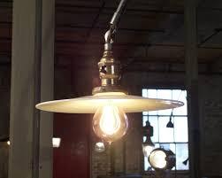 Milk Glass Chandelier Vintage Industrial Oc White Ceiling Lamp Light W Milk Glass