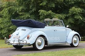 volkswagen beetle 1960 sold volkswagen beetle karmann cabriolet rhd auctions lot 36