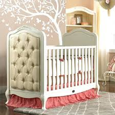upholstered crib french vanilla buy baby and nursery necessities