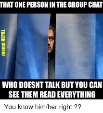 Meme Chat - 25 best memes about group chat group chat memes