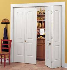 Solid Bifold Closet Doors Solid Wood Interior Bifold Closet Door Design Interior Home Decor