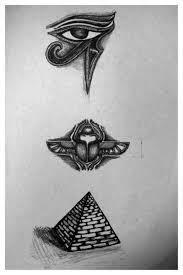 egyptian tattoo design by khalidahcarrington on deviantart