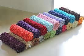 Microfiber Bath Rug Chenille Bath Rugs 2 Pink Microfiber Chenille Bath Rug Set 2