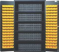 24 Drawer Storage Cabinet by Interlocking Drawer Storage Cabinet With Bins