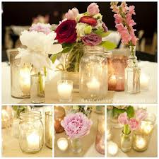 jar centerpieces for weddings wedding reception centerpieces with jars jar