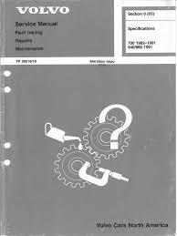 93 volvo 940 turbo overdrive wiring diagrams 93 volvo 940