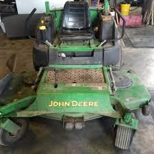 best john deere 997 zero turn lawn mower diesel tractor for sale