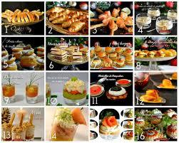 canapes aperitif 16 recettes pour l apéritif de noël une sélection de canapés