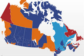 Map Election by Cbc Maps Election Results