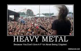 Heavy Metal Meme - metal memes love for heavy metal metal memes pinterest