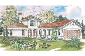 Spanish Homes Plans by Spanish Style House Plans Grandeza 10 136 Associated Designs