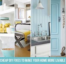 Diy Home Renovation On A Budget | budget friendly home renovation ideas via lilblueboo com for the