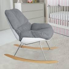 Rocking Chairs For Nurseries Sofa Captivating Grey Rocking Chair For Nursery Beige With White
