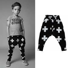 Boys Casual Dress Clothes Kids Boys Harem Pan Cotton Dance Jogger Sweat Pant Casual Long