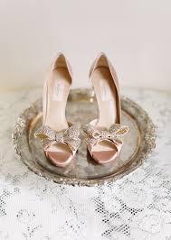 Light Pink Wedding Shoes Wed Me Pretty Page 25 Of 42 Best Of High Key U0026 Low Key Weddings