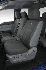 Ford Escape Cargo Cover - seat covers carhartt protective seat covers by covercraft front