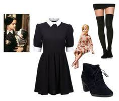 Halloween Costume Wednesday Addams Wednesday Addams