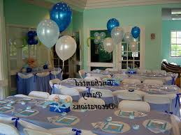 Baby Shower Centerpieces Boy by Baby Shower Decorations For Tables Decorating Of Party