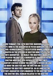 David Tennant Memes - david tennant the 10th doctori married georgia moffett who is the