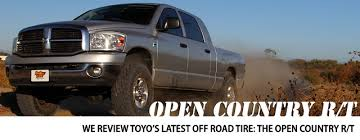 Gladiator Mt Tire Review Customer Recommendation Toyo Open Country R T Tire Review