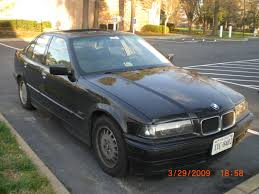 Bmw 318i 1985 Bmw 3 Series 318i 1995 Technical Specifications Interior And