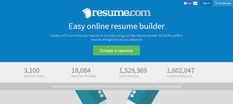 The Resume Builder Top 6 Best Online Resume Builder Themecot