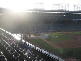 Chicago Cubs Seat Map by Wrigley Field Section 434 Chicago Cubs Rateyourseats Com