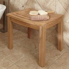 Teak Shower Bench Corner Nice Corner Teak Shower Bench Wooden Teak Shower Bench Gallery