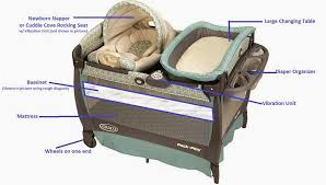 pack n play with changing table best pack n play with bassinet and changing table best table