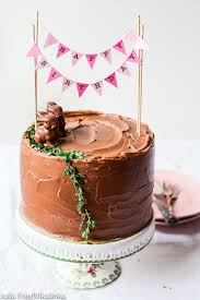 How To Decorate Chocolate Cake At Home 22 Homemade Birthday Cake Ideas Easy Recipes For Birthday Cakes