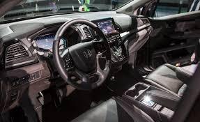 Honda Odyssey Interior 2018 Honda Odyssey Premiere At 2017 Naias Price Specs Review