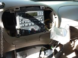 ford f 150 factory radio uninstall and new radio install