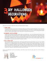 farm 3 diy halloween decorations first tuesday journal