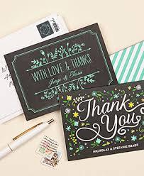 thank you card creative ideas customize thank you cards custom