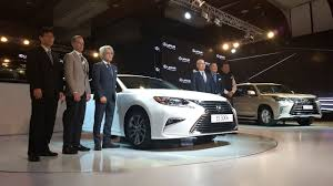 lexus brand launch lexus rx 450h es 300 h and lx 450d india launch highlights