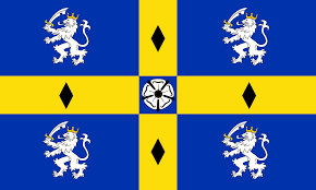 Use Flag North East History Tour The Flag Of County Durham