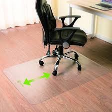tapis bureau transparent tree tapis transparent pour chaise de bureau de 180 x 90 cm