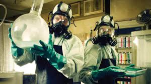 the 10 most bad chemistry scenes from breaking bad