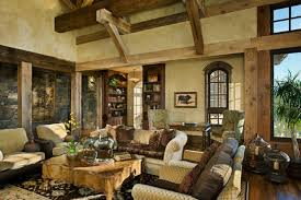 Rustic Living Rooms - Rustic decor ideas living room