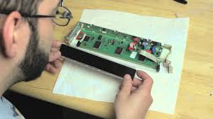 bmw x5 and 5 series e53 e39 radio screen lcd repair part 2